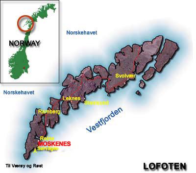 Johan B Larsen 8392 Sorvagen